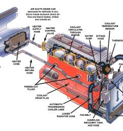 radiator fan repair and replacement in houston lucas auto care car engine diagram  [ 1458 x 1067 Pixel ]