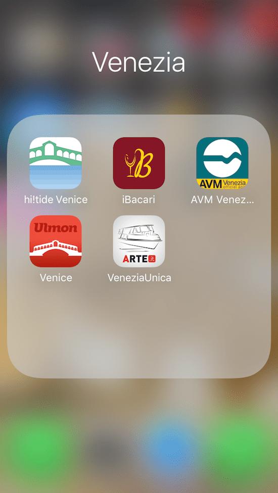 venice app