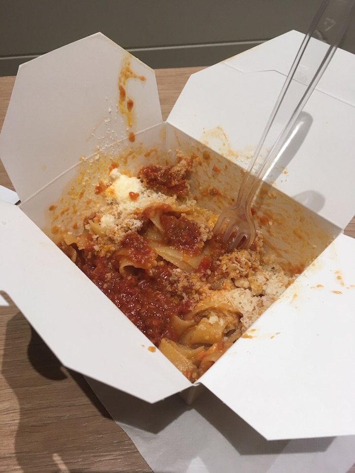 Fast Food pasta? - Luca's Italy