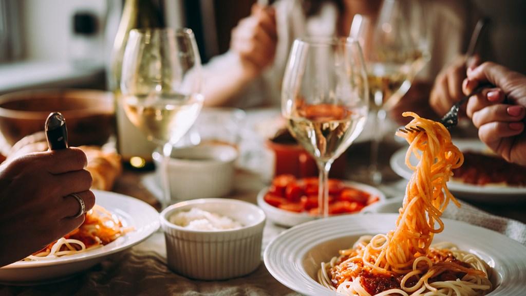 italian menus