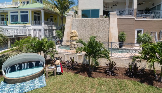 Bradenton custom pool builder insane pools custom backyard design