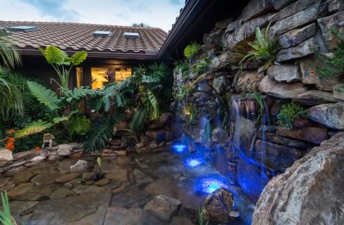 natural-rock-waterfall-pool-siesta-key-pond-water-wall