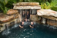 Insane Pools Off The Deep End TV Series   Lucas Lagoons