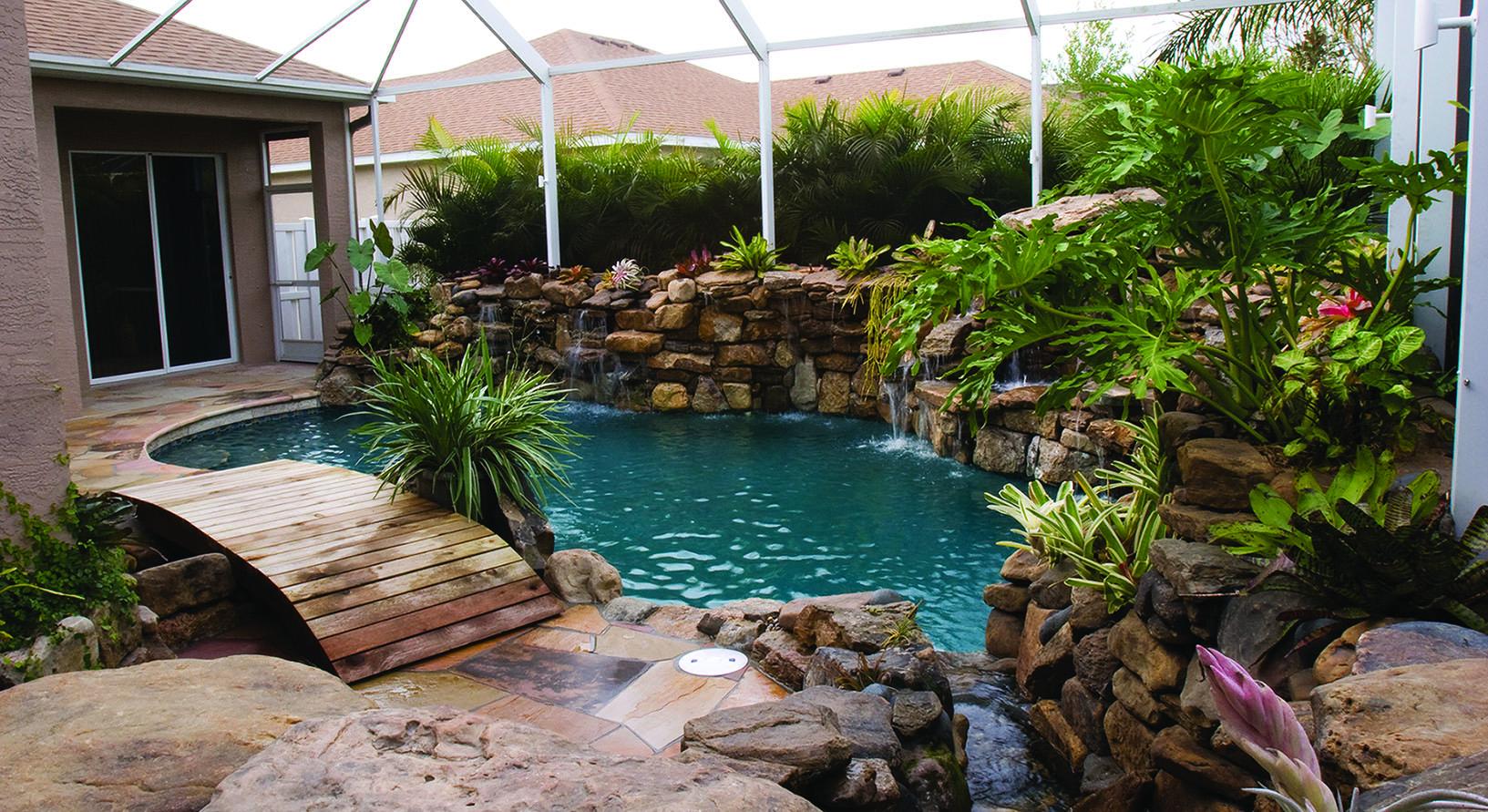 remodel a pool lucas lagoons