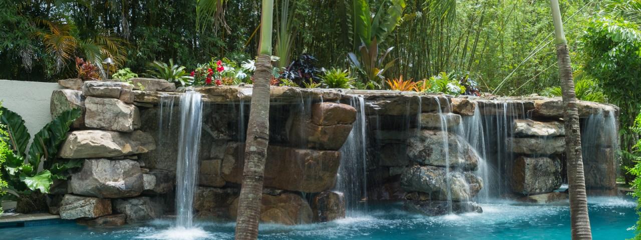 Lucas Lagoons South Florida custom pools Costa Rica