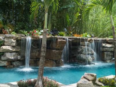 Pool-a-Vida South Florida Custom Pool Costa Rican Style