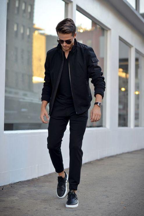moda masculina - lucas maronesi - jaqueta bomber 10