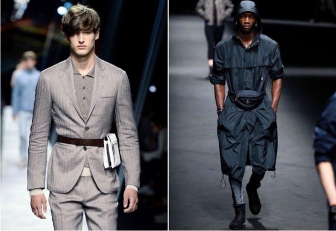 moda masculina - pochete masculina - lucas maronesi