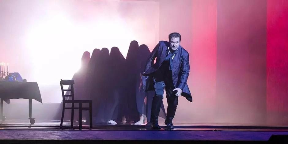 Lucas Meachem as Don Giovanni in Dresden