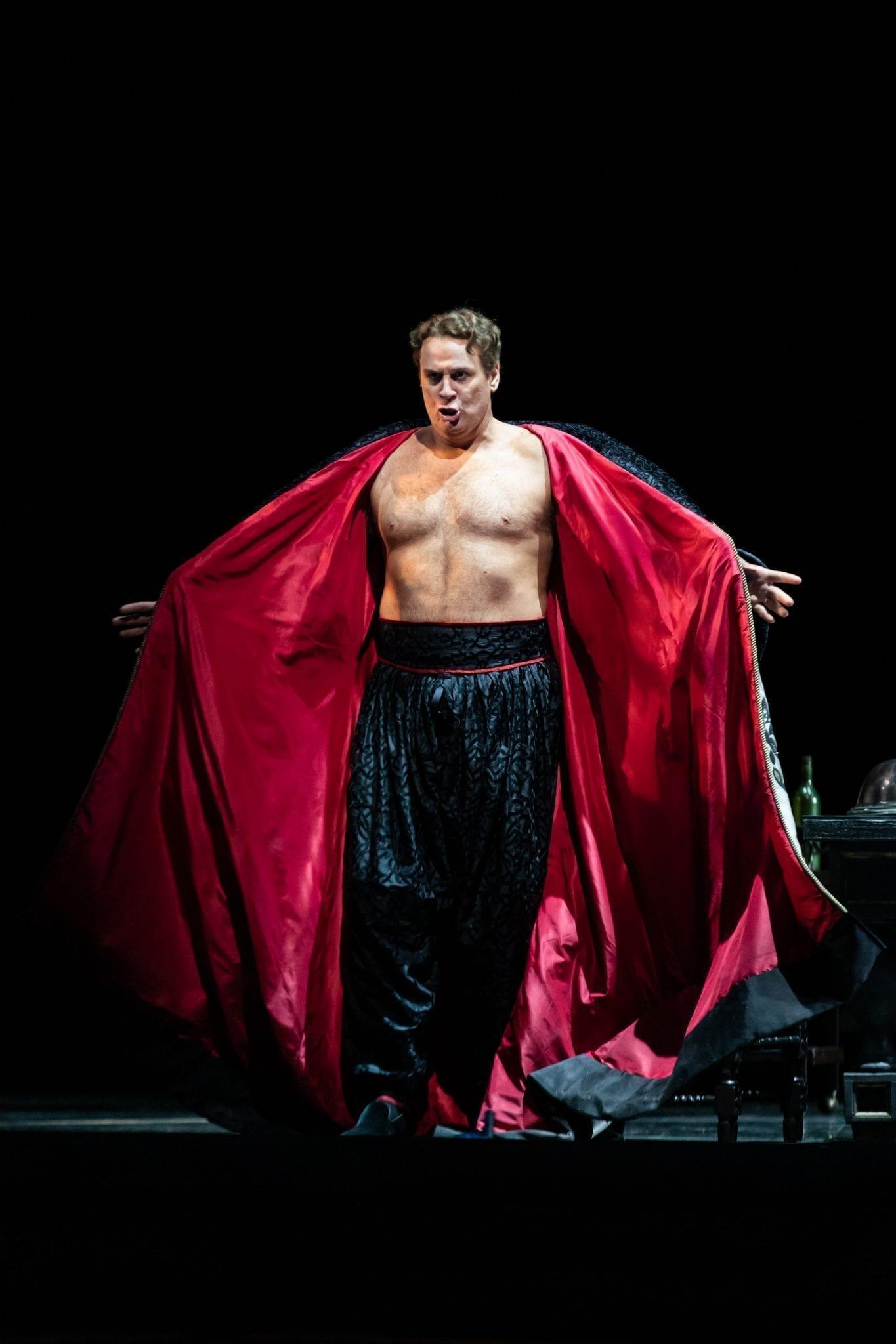Lucas Meachem, as Don Giovanni