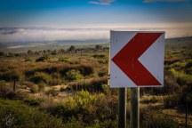 Go left?