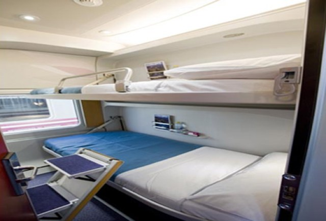 Viajar de noche en tren por italia lucatdis for Ba cabina di prima classe