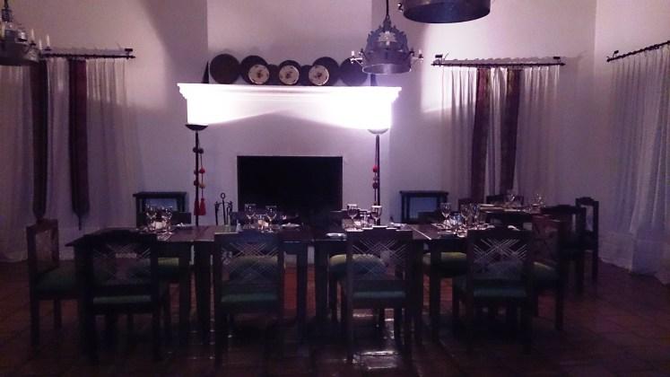 Restaurant La Merced del Alto Cachi