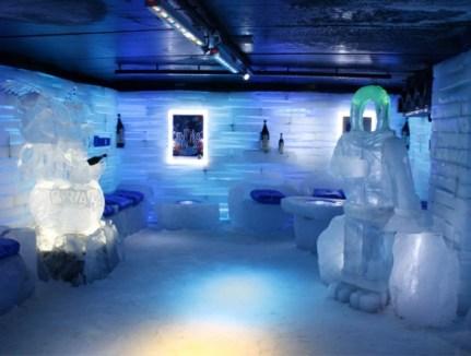 Bar de hielo El Calafate