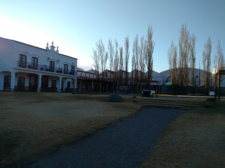 Parque de Patios de Cafayate