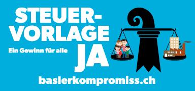 """Der """"Basler Kompromiss"""" zur Steuervorlage 17: Ein Gewinn für alle"""