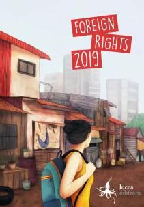 Catalogue des droits internationaux 2019 Lucca Éditions