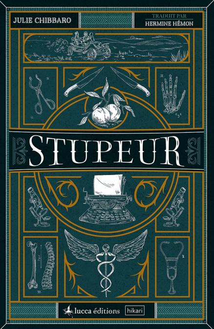Couverture de Stupeur