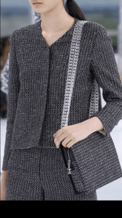Chanel gris
