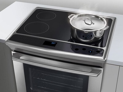 La cucina elettrica ad induzione  LuceGasit  informazioni