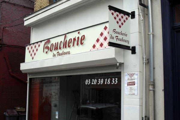 Boucherie du Faubourg – LILLE