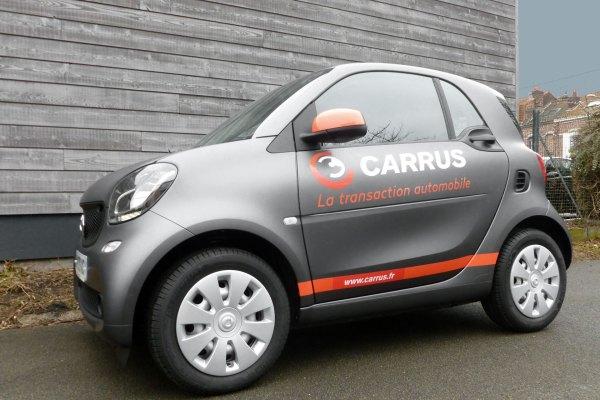 Carrus – MARCQ EN BAROEUL