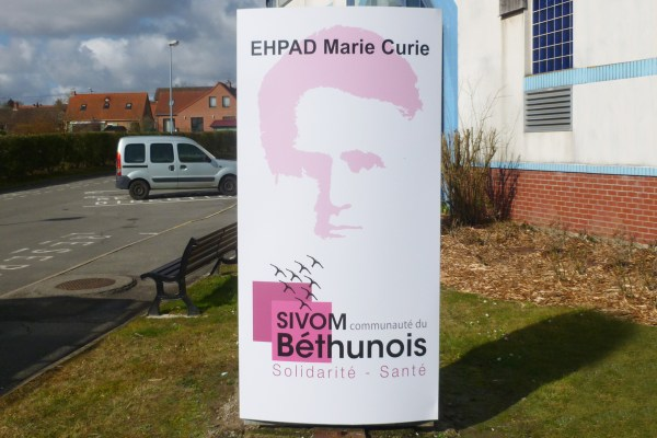 EHPAD Marie CURIE – BEUVRY