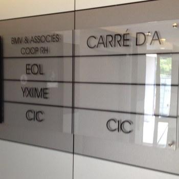 Immeuble de Bureaux – MARCQ EN BAROEUL