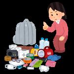 防災グッズリストで最低限必要な物 子供や赤ちゃん、女性に役立つ物は?