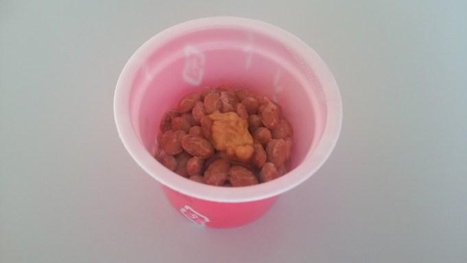 カップ納豆