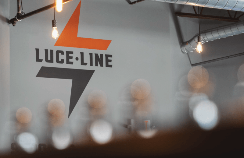 Luce Line Logo