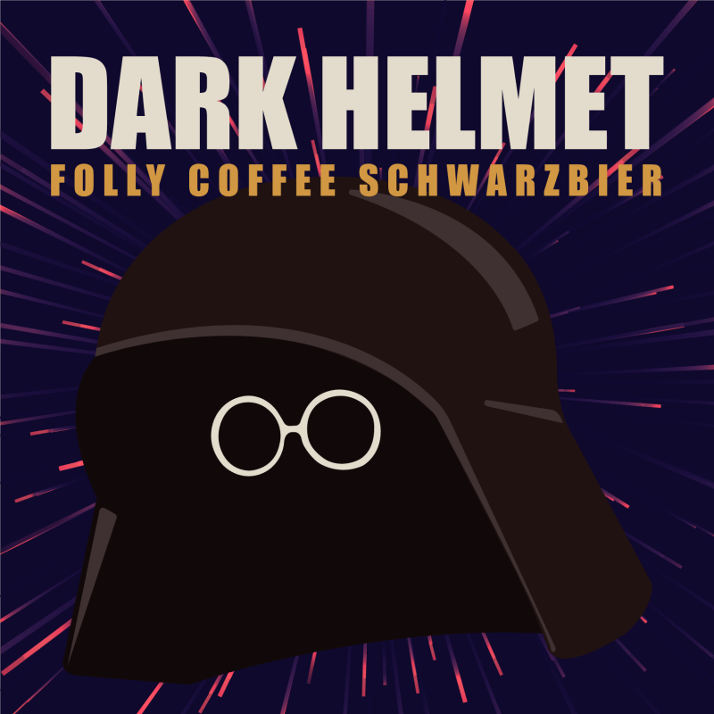 Dark Helmet Coffee Schwarzbier