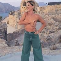 Kika Frutos al desnudo y en topless para LucenPop | Murcia que bella eres