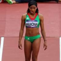 Patricia Mamona al desnudo con plata | La atleta más sexy de los JJOO de Tokyo