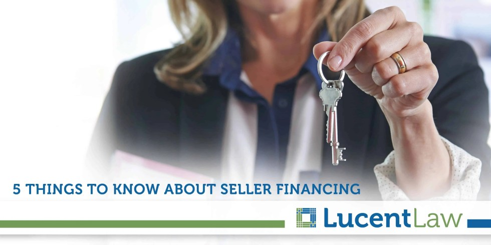 5 Things To Know About Seller Financing