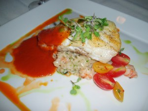 sea bass special
