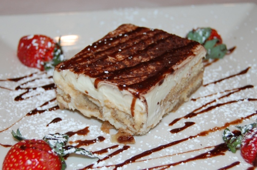 Free Tiramisu All Weeklong Long!