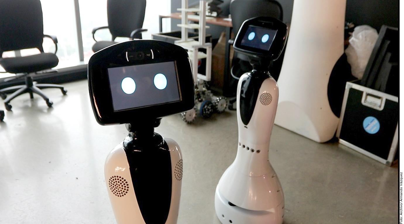 robot mexicano