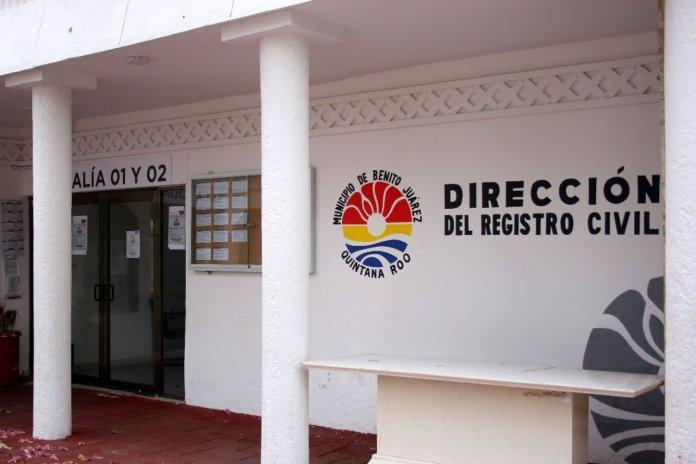 Expiden más actas de defunción en Benito Juárez