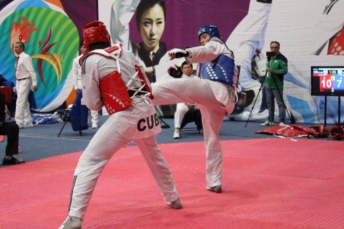 Participa Q. Roo en torneo virtual de taekwondo