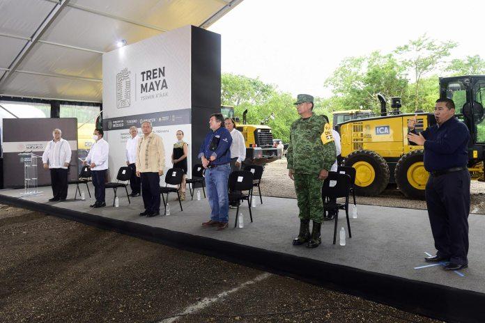Acudirán a tribunales internacionales; no quieren Tren Maya