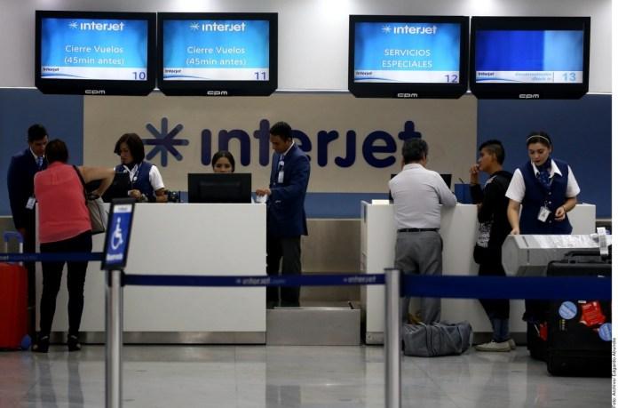 Agobia deuda a Interjet; despediría a mil 460 personas