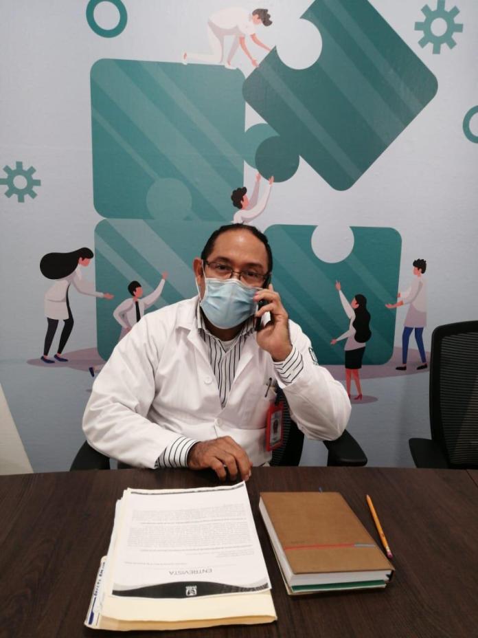 Da IMSS seguimiento telefónico a pacientes ambulatorios de Covid-19