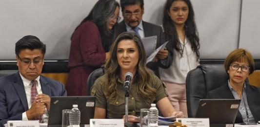 Defiende Ana Guevara al Fodepar