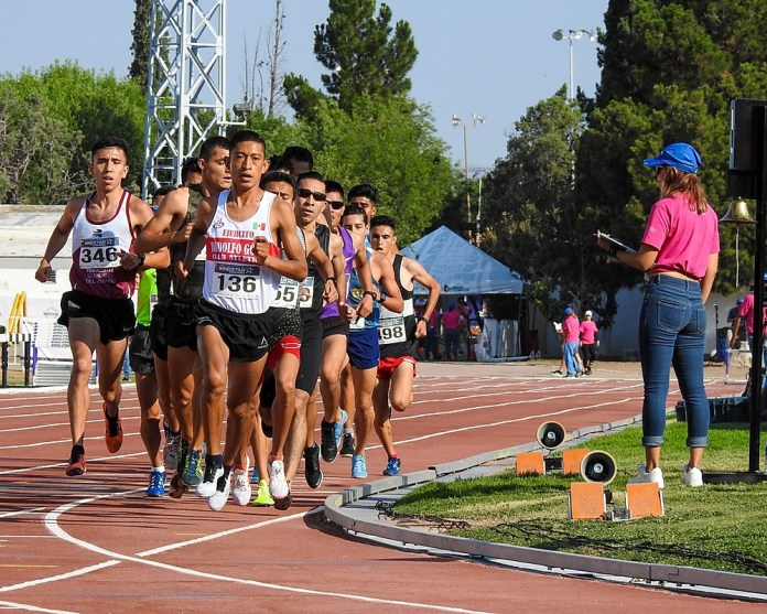 Cancelan eventos nacionales de atletismo