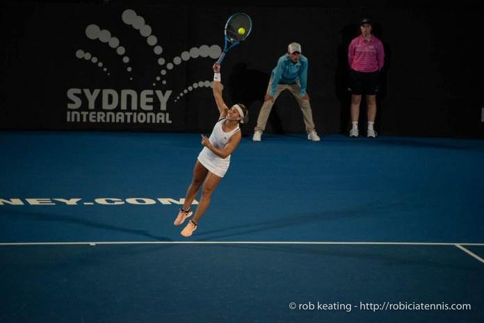 Vuelve el tenis en Australia