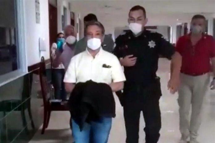 Ocioso, impugnar prisión domiciliaria.- Mario Villanueva
