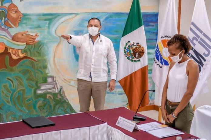 Ven Ilegal nombramiento de secretario general en Benito Juárez