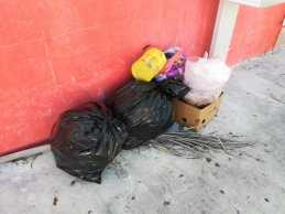 Basura en calles de cancún