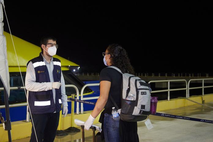 Emite Cozumel disposiciones sanitarias para turistas